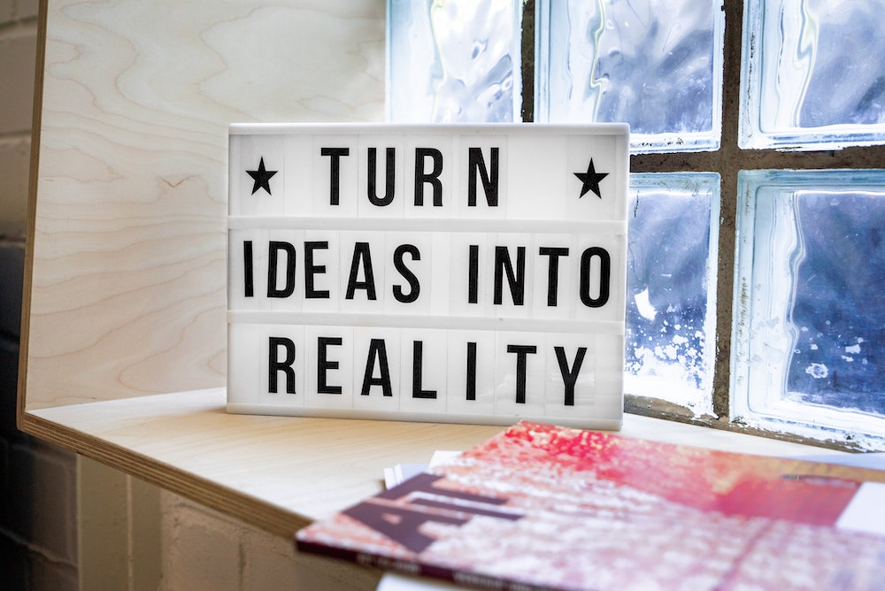 Turn Ideas Into Reality Inspiration- Top Entrepreneur Forums