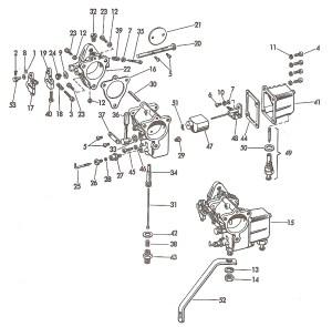 ITW Trading * Linkert DC Model Carburetor Parts