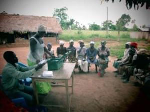 Improving rural household social and economic security through VSLA