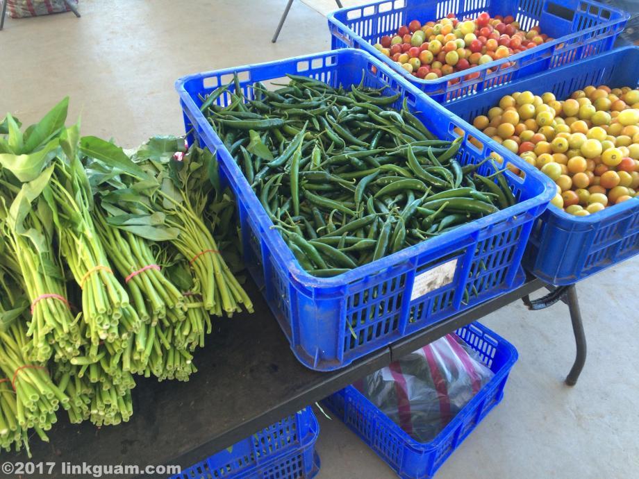 グアム 野菜