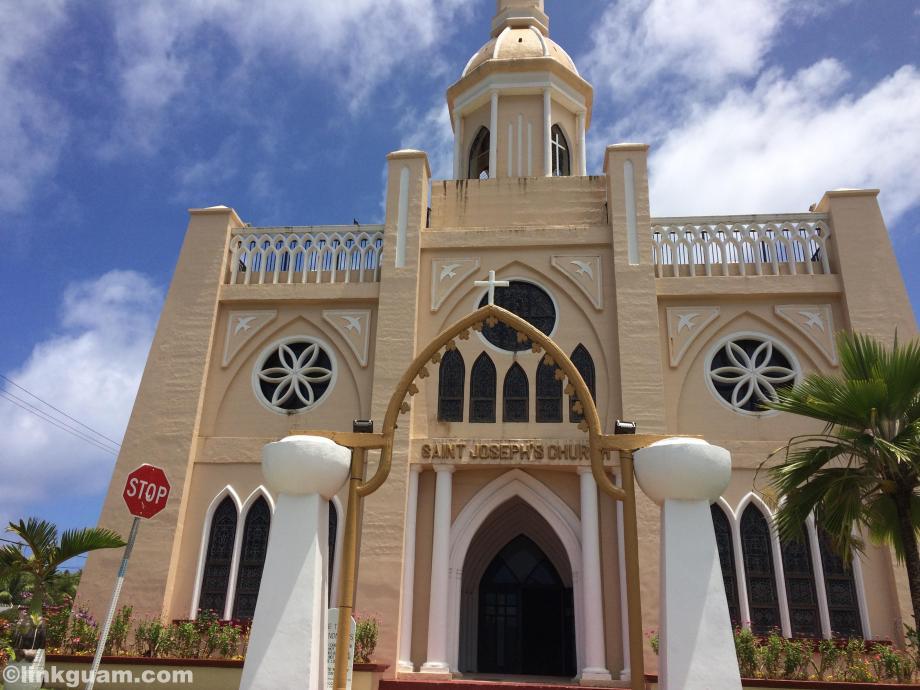 グアム 観光 南部 イナラハン天然プール