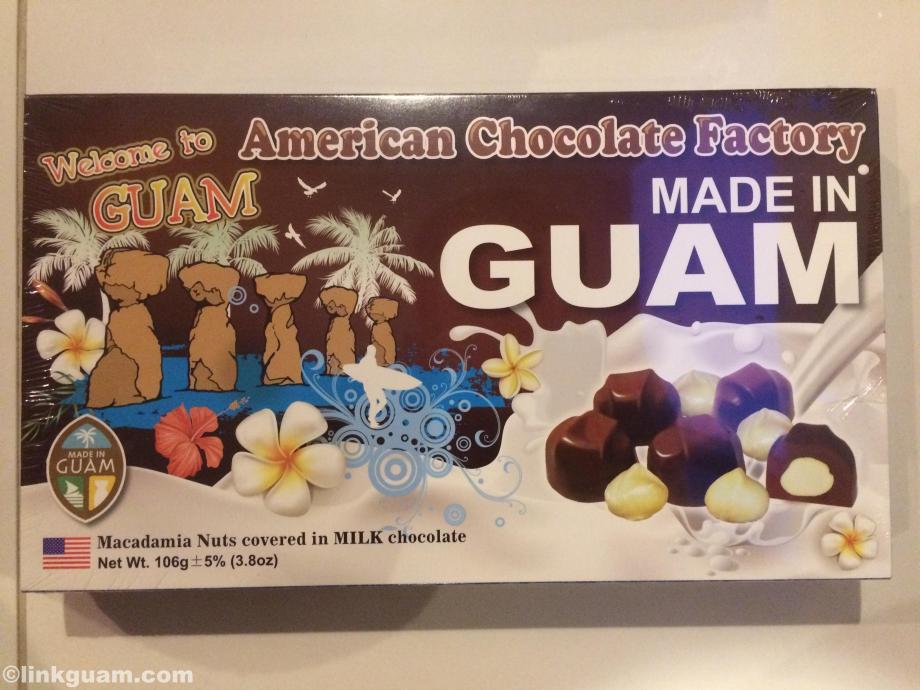 グアム 買い物 お土産 Kマート チョコ