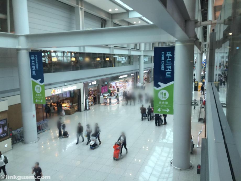韓国 免税 キオスク 自動 仁川空港
