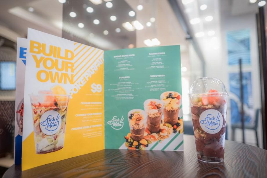 グアム カフェ フレッシュモーティブ おしゃれ 最高の guam cafe fresh motive cafe ランチ