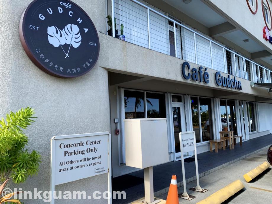 guam cafe organic グアム カフェ グッチャ おしゃれ 美味しい