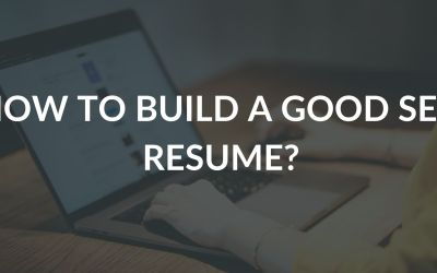 How to Build a Good SEO Resume
