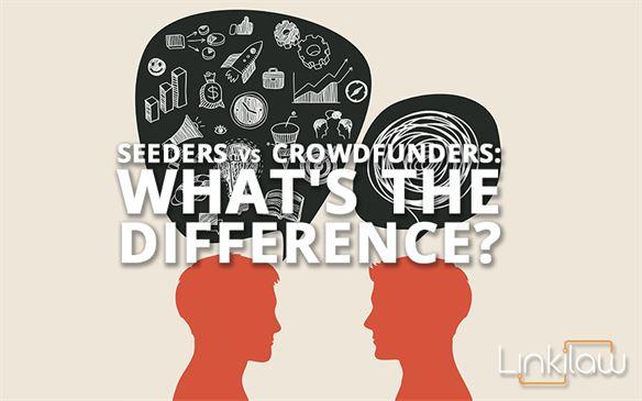 seeders vs crowdfunders