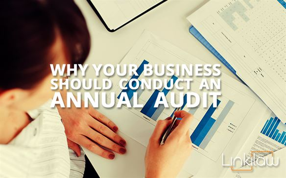 Why your business should conduct an annual audit