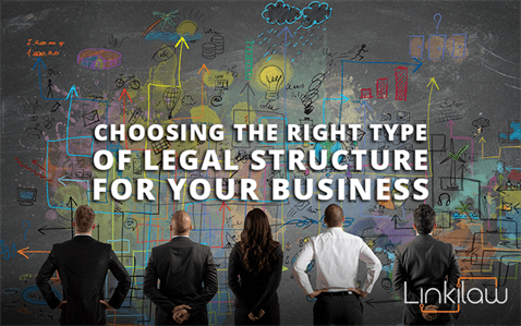 legal structure for your business