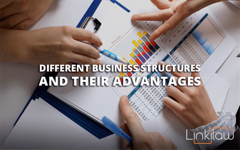 different business structures and their advantages