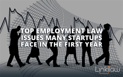 top employment law issues