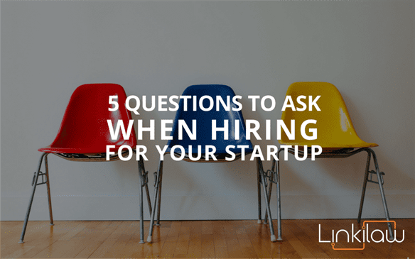 interviewing for your startup