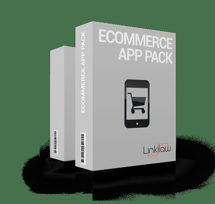 ecommerce app pack