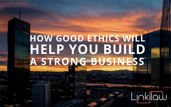 build a strong business