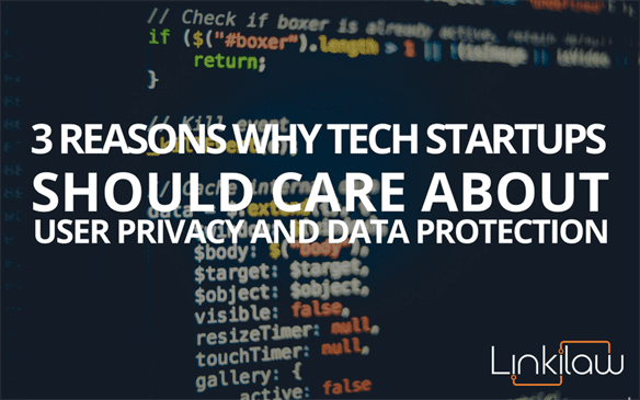 user privacy and data protection