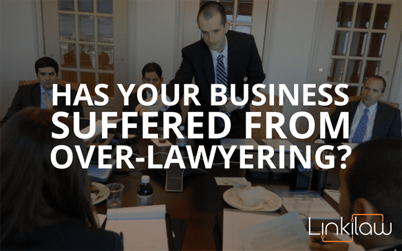 over lawyering