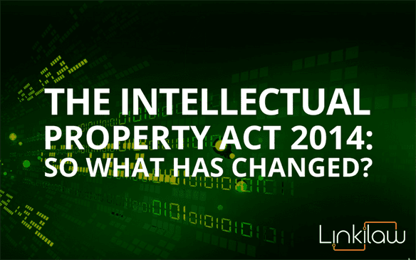the intellectual property act 2014