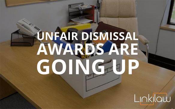 unfair dismissal awards
