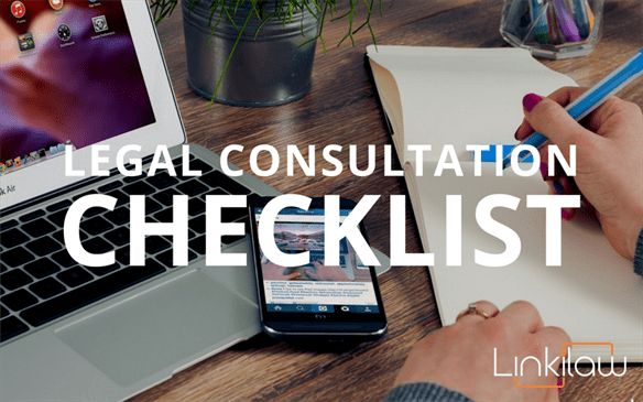 legal consultation checklist