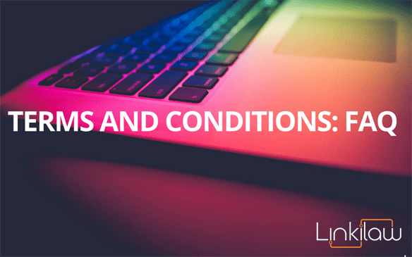 terms and conditions: faq