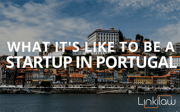 What it's like to be a startup in Portugal