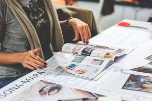 Press releases with guaranteed publications
