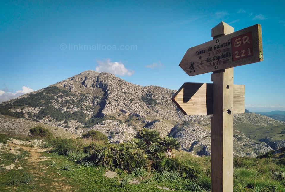 Puig de Galatzó - Serra de Tramuntana