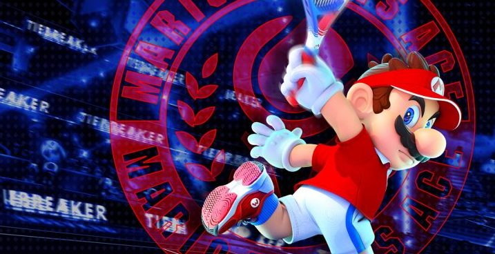Japan's Official Mario Tennis Aces Wallpapers