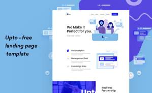Landing Page Usefulness to Sites
