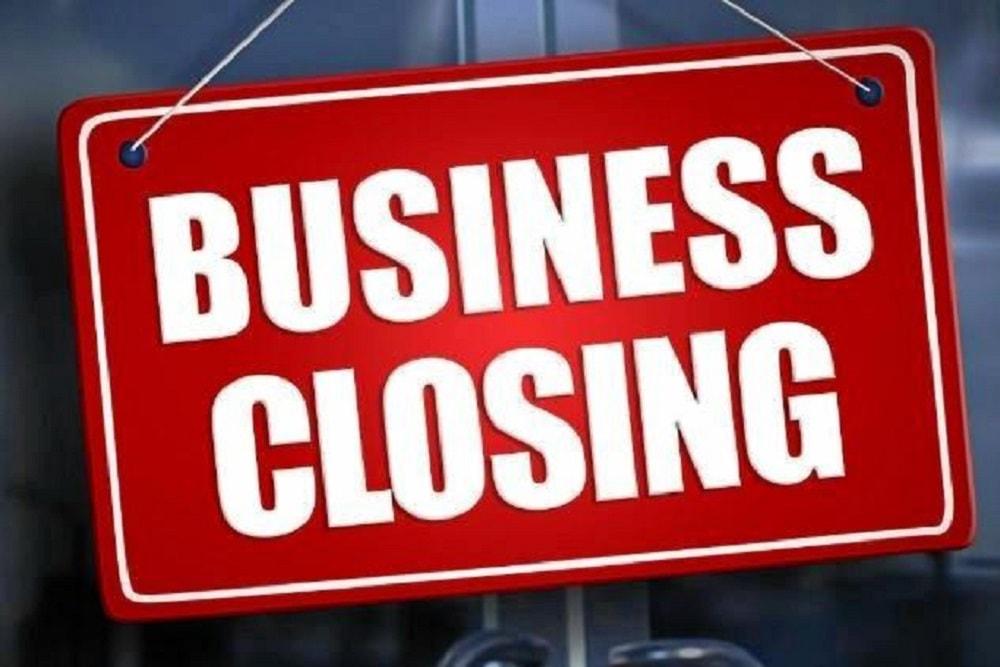 Business Closure
