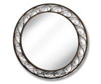 Wrought iron Mirrors | Blacksmith Linkov