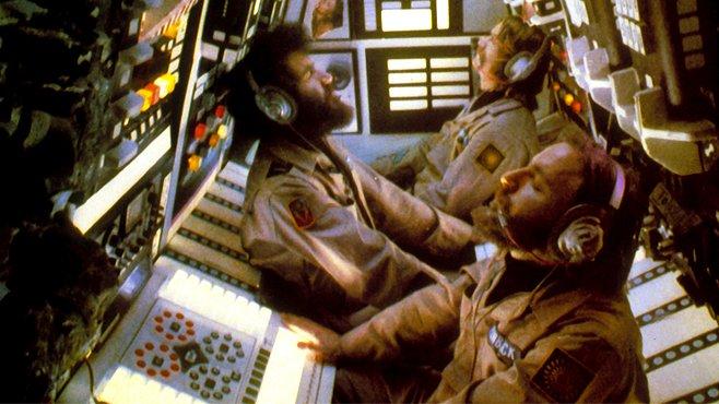 Dark Star Control Room