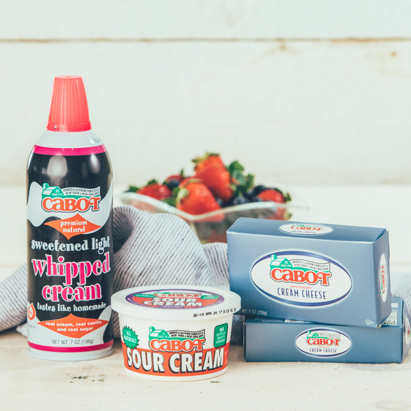 Dairy Products Cabot Creamery