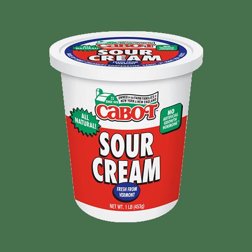 Light Sour Cream Cabot Creamery