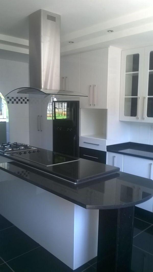 A Custom Kitchen Environment