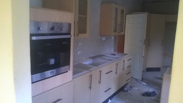 Your Custom Fitted Kitchen