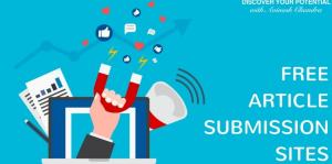 Article Submissions Sites List