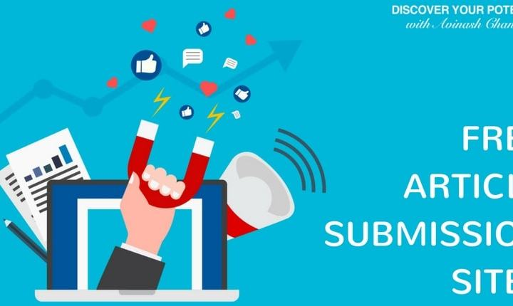 Top 10 High Authority Article Submission Sites for 2021