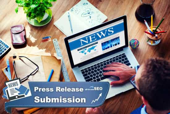 Free 55+ Press Release Submission Sites List 2020