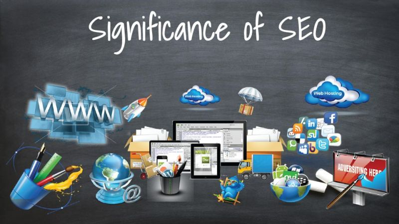 Significance of SEO While Building A Website!