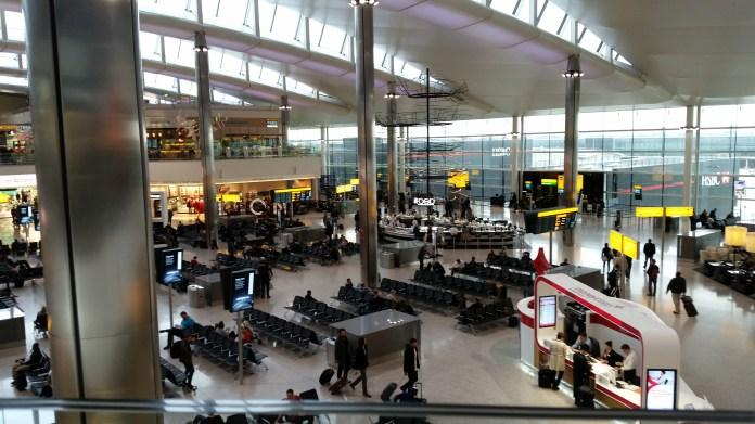 Le terminal 2
