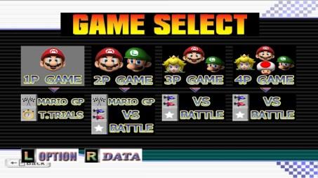 Mario Kart 64 (U) snap0001