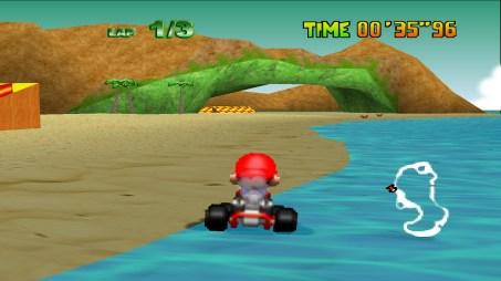 Mario Kart 64 (U) snap0005