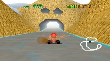 Mario Kart 64 (U) snap0009