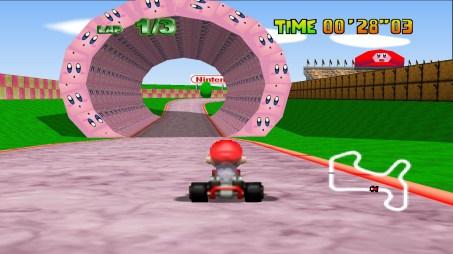 Mario Kart 64 (U) snap0010
