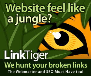 Linktiger.com - Broken links finding service