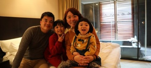 【親子遊】宜蘭~寶貝八歲生日快樂.瓏山林溫泉飯店慶生