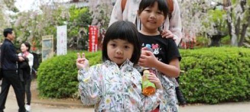 【親子遊】東京~誤打誤撞上野公園賞櫻花