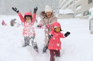 【親子遊】東京~越後湯澤玩雪趣(8Y&5Y)