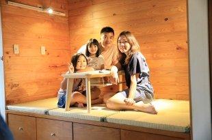 【親子遊】鹿谷~蟬說:鳳凰亭序木屋&玻璃屋餐廳
